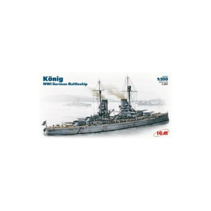 König - WWI German Battleship