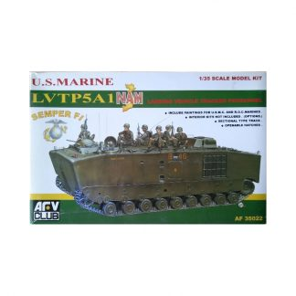 U.S. Marine LVTP5A1 NAM - Landing Vehicle Tracked Personnel