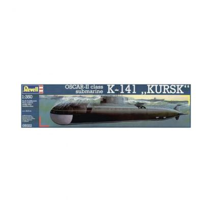 Oscar-II class submarine K-141 Kursk
