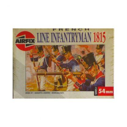 French Line Infantryman 1815