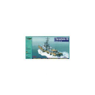 TARANTULA III - 1241.1M mall Missile Ship