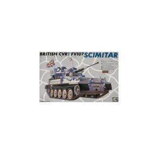 British CVRT V107 SCIMITAR