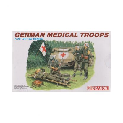 German Medical Troops