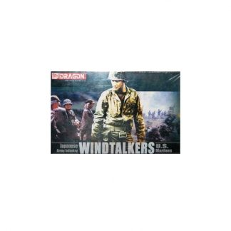 Windtalkers - Japanese Army Infantry - U.S. Marines