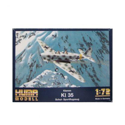 Klemm Kl 35 - Schul- Sportflugzeug