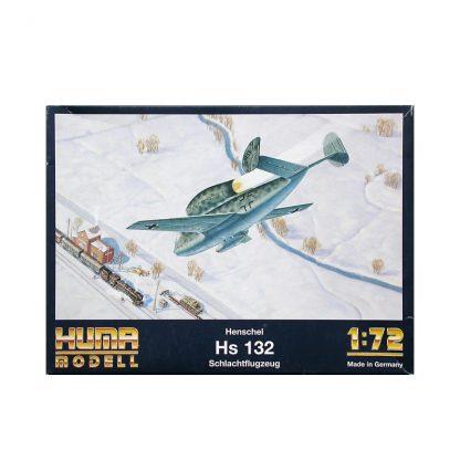 Henschel Hs 132 - Schlachtflugzeug