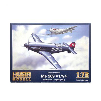 Messerschmitt Me 209 V1/V4 - Weltrekord-/ Jagdflugzeug