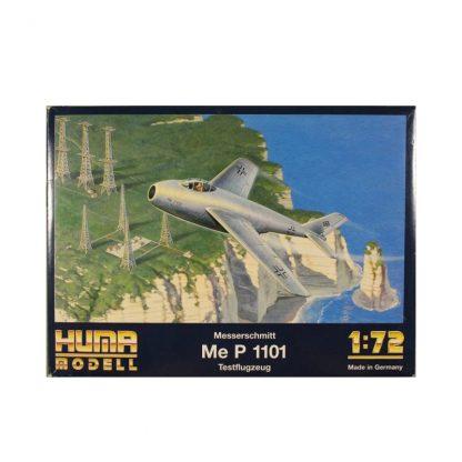 Messerschmitt P.1101 - Testflugzeug