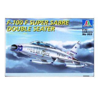 F-100F Super Sabre - Double Seater