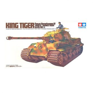 "German Heavy Tank King Tiger Panzer KampfWagen VI - Tiger II ""Konigs Tiger"" Sd.Kfz. 182"