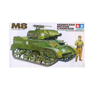 M8 Howitzer Motor Carriage