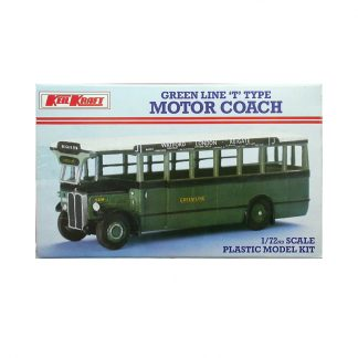 Green Line T Type Motor Coach