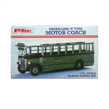 Green Line T Type Motor Coach