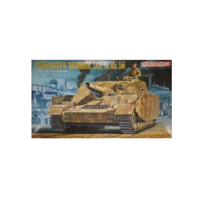 Sturmpanzer IV Brummbär Late Sd.Kfz. 166