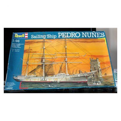 Sailing Ship Pedro Nunes