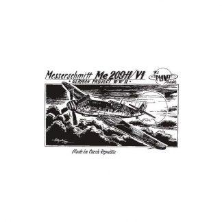 Messerschmitt Me 209H/V1