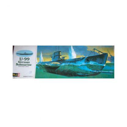 U-99 Deutsches Unterseeboot