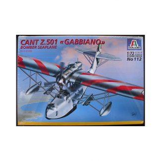 "CANT Z.501 ""Gabbiano"""