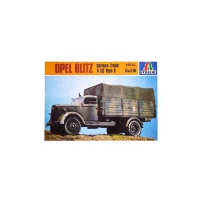 Opel Blitz German Truck 3 (t) Type S
