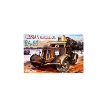 Russian Armoured Car BA-20