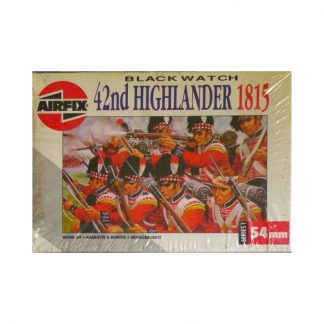 Black Watch 42nd Highlander 1815