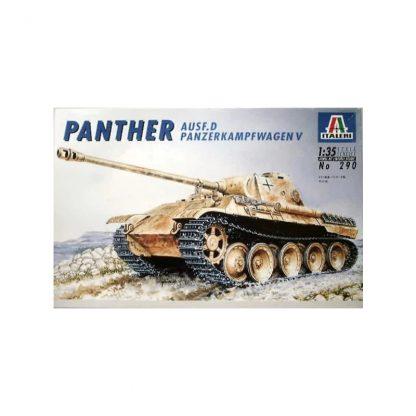 PanzerKampfwagen V Ausf. D Panther