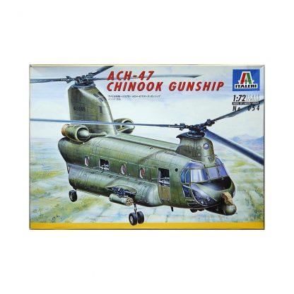 Boeing Vertol ACH-47A Chinook Gunship