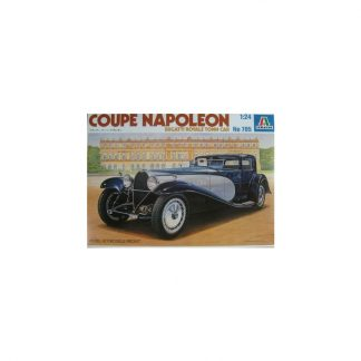 Coupe Napoleon Bugatti Royale Town Car