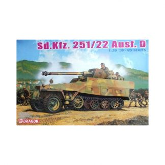Sd.Kfz. 251/22 Ausf. D w/7.5cm PaK 40