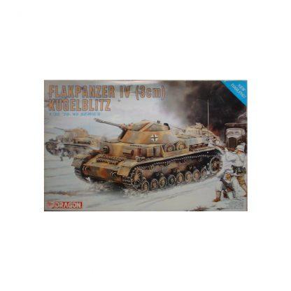 Flakpanzer IV (3 cm) Kugelblitz