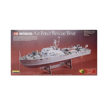 Air Force Rescue Boat