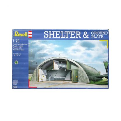 Shelter & Ground Plate