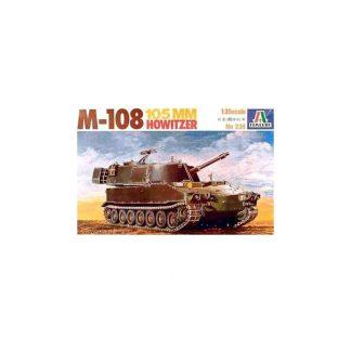 M-108 105mm SP Howitzer
