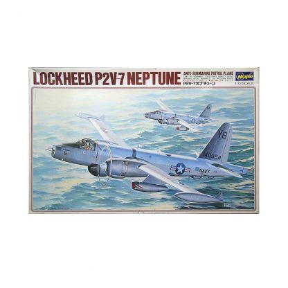 Lockheed P2V-7 Neptune Anti-Submarine Patrol Plane