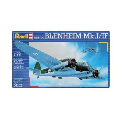 Bristol Blenheim Mk.I/IF
