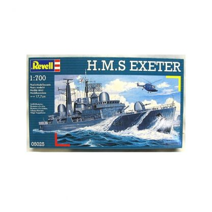 H.M.S. EXETER