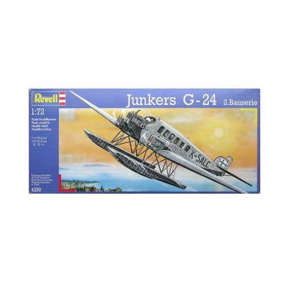 Junkers G-24 2. Bauserie