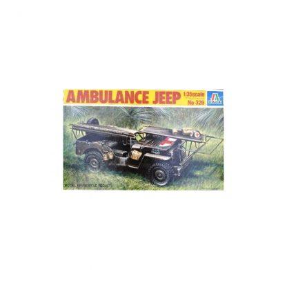 Ambulance Jeep