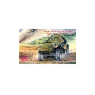 Small Armoured Car BA-64B