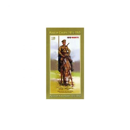 Russian Cavalry 1914-1945