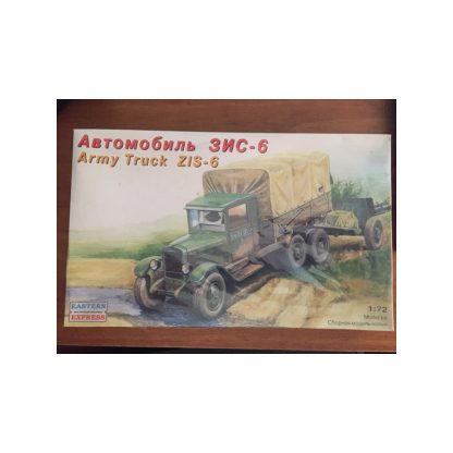 Army Truck ZIS-6