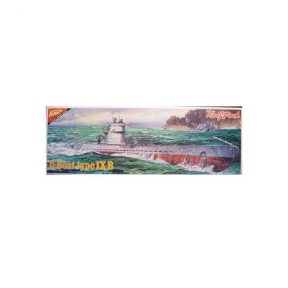 U-Boat type IX B Wolf Pack