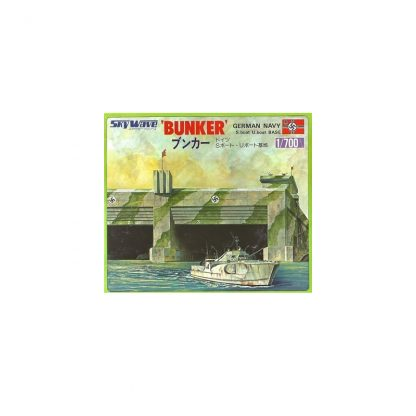 Bunker German Navy S.boat U.boat Base