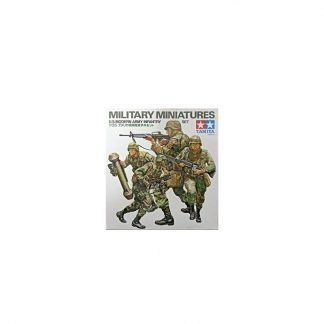 U.S. Modern Army Infantry Set