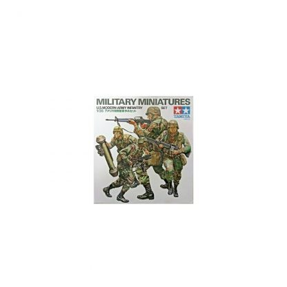 U.S. Modern Army Infantry Set