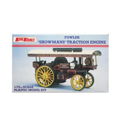 Fowler 'Showmans' Traction Engine