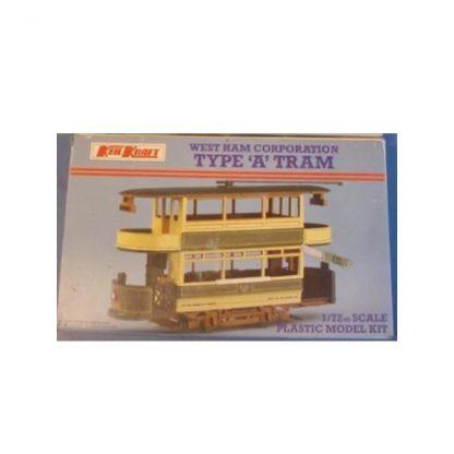 West Ham Corporation Type 'A' Tram