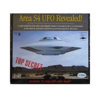 Area S4 UFO Revealed!