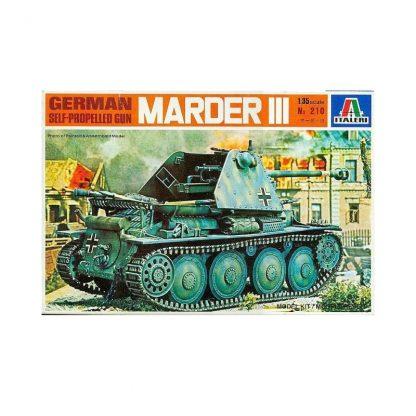 German Self-Propelled Gun Marder III
