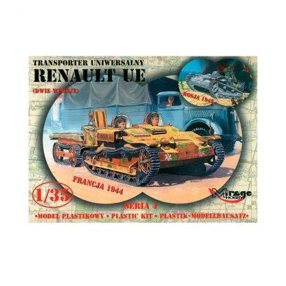 Universal Transporter Renault EU